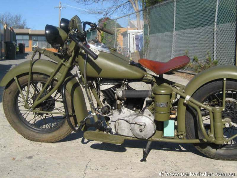 Indian Indian Chief 340