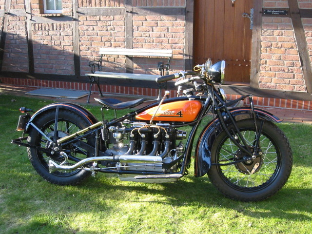 Indian Four 1931
