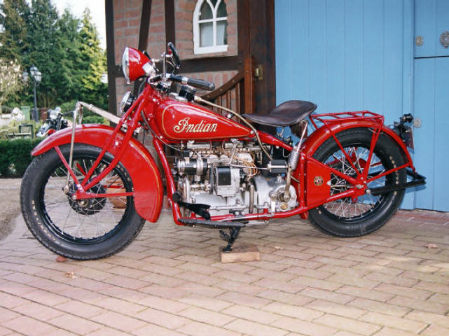 Indian Four 1932