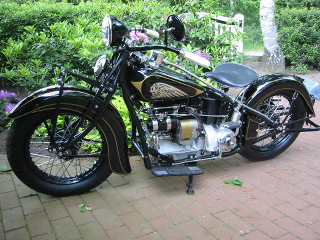 Indian Four 1937