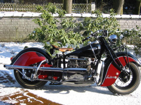 Indian Four 1941