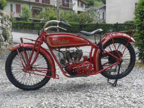 Indian Scout 1920