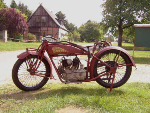 Indian Scout 1922
