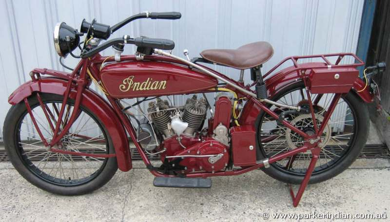 Indian Scout 1924