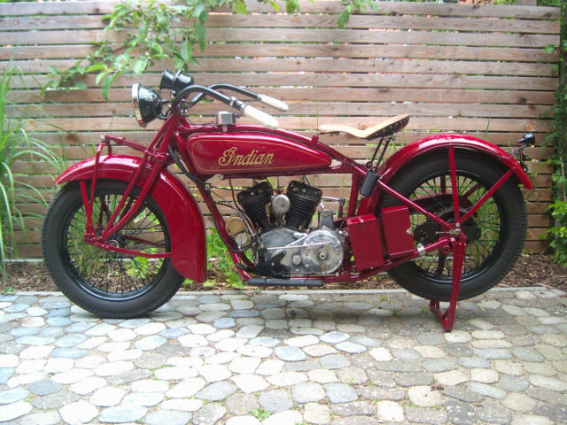 Indian Scout 1927